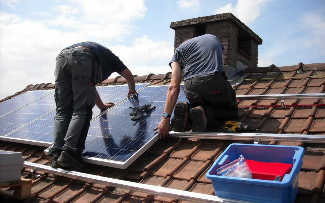 Boosting Property Value With Solar Power
